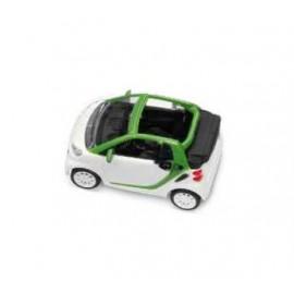 Smart electric drive, cabrio