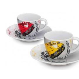 Tazzine da caffè Mille Miglia, set da 2