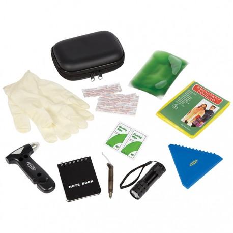 Kit da viaggio con guanti